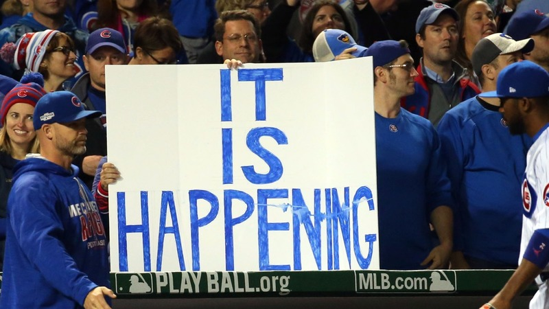 Cursed no more, Cubs & Indians vie for World Series crown