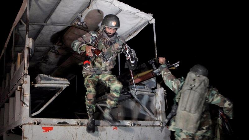 Militants storm police academy in Pakistan