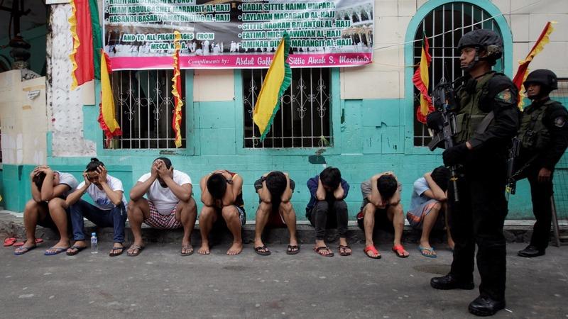 EXCLUSIVE: What's next in Duterte's drug war