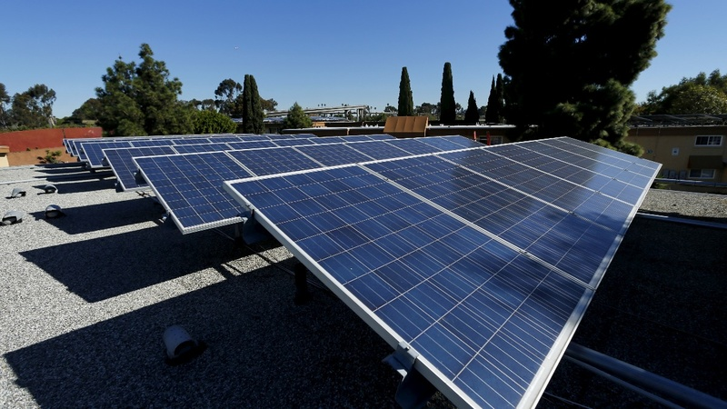 Even in the Golden State, solar isn't shining