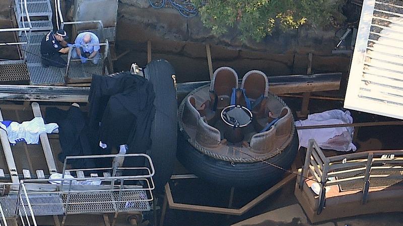 Australia investigates theme park tragedy