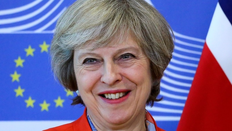 Leaked recording reveals May's Brexit warning
