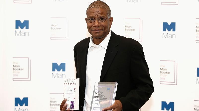 American Paul Beatty wins Man Booker Prize