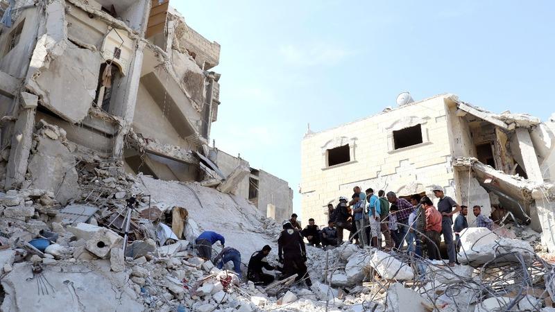 Syrian conflict to haunt next U.S. President