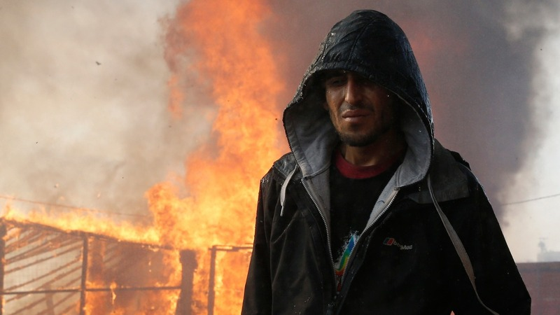 The Calais 'jungle': what comes next?