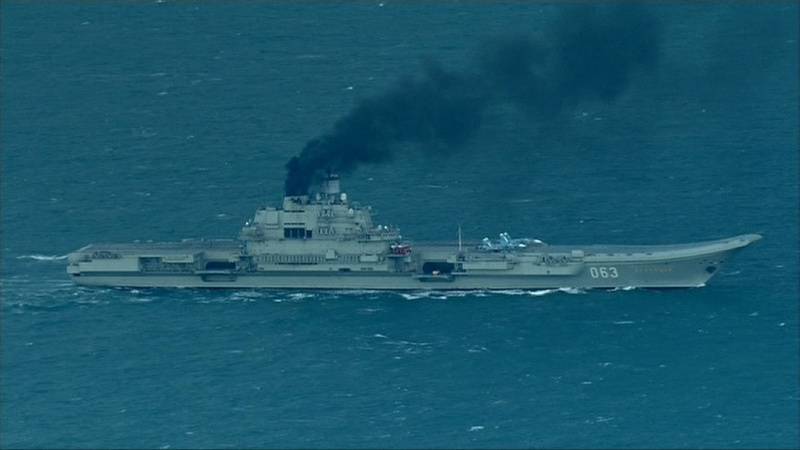 Russian warships ditch Spanish fuel stop