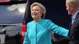 Clinton ramps up ad barrage as election looms