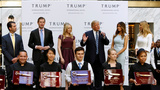 Trump shores up empire as White House bid falters