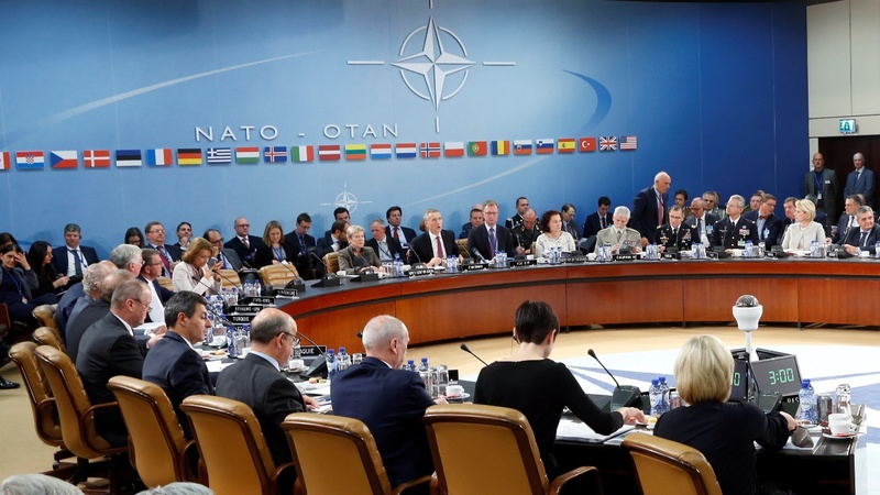 NATO bulks up in Europe