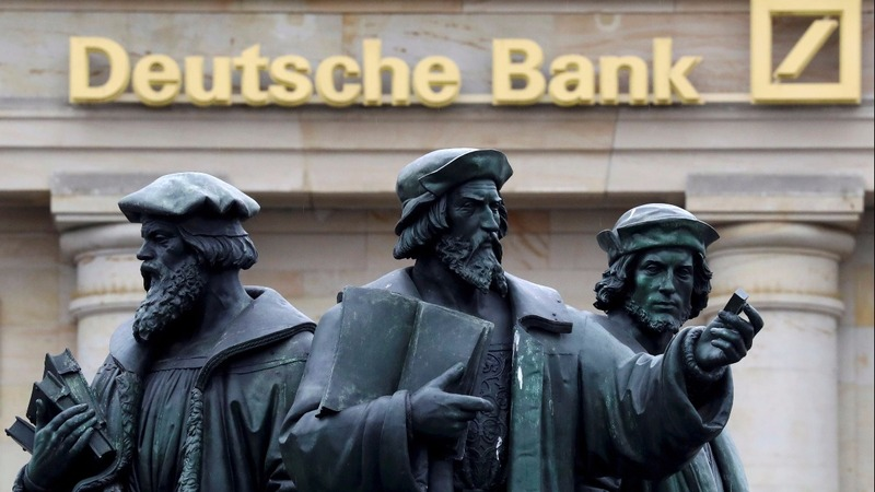 Bumpy Road ahead for Deutsche Bank
