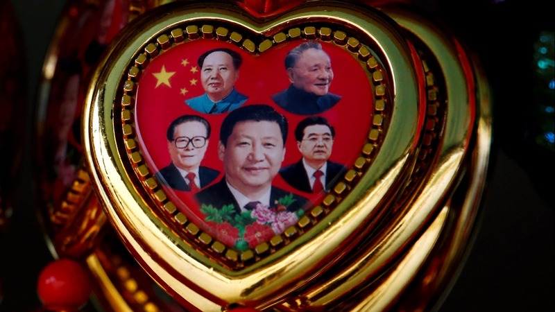 Chinese President Xi Jinping gets a promotion