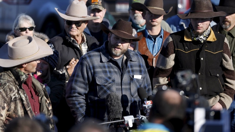 Surprise acquittal in Oregon's militia standoff trial