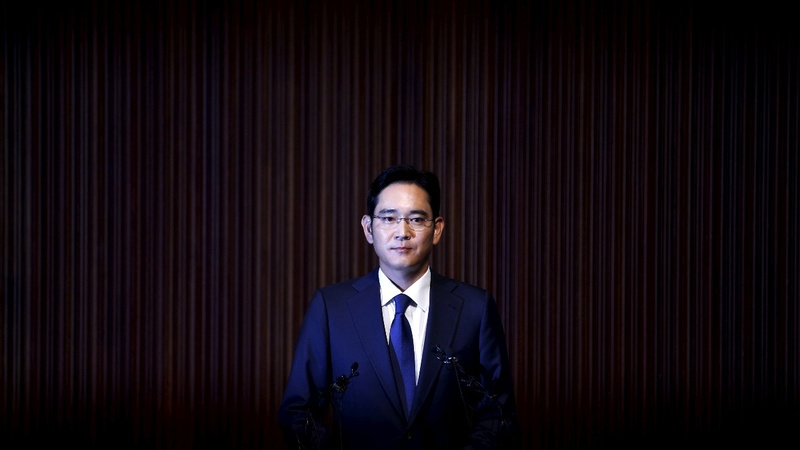 Tough job ahead for Samsung heir after Note 7