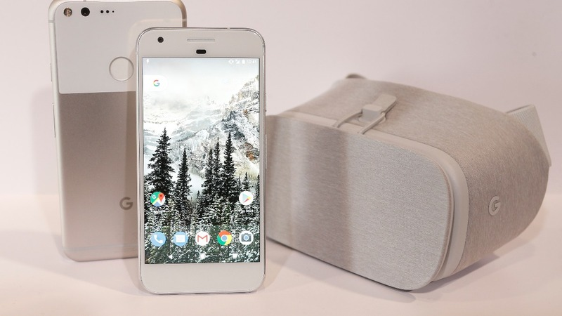 Google's new phone is a bet on artificial intelligence