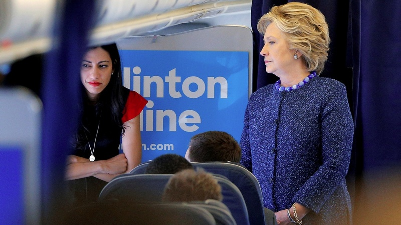 Clinton email problem resurfaces 11 days before election