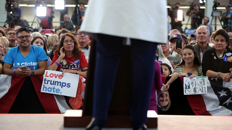 Trump lags in key GOP demographics: Poll