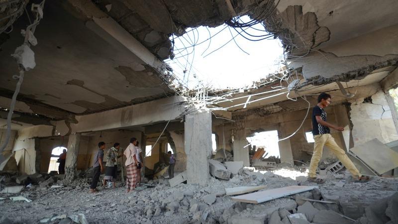 Saudi-led raid kills 60 in Yemen