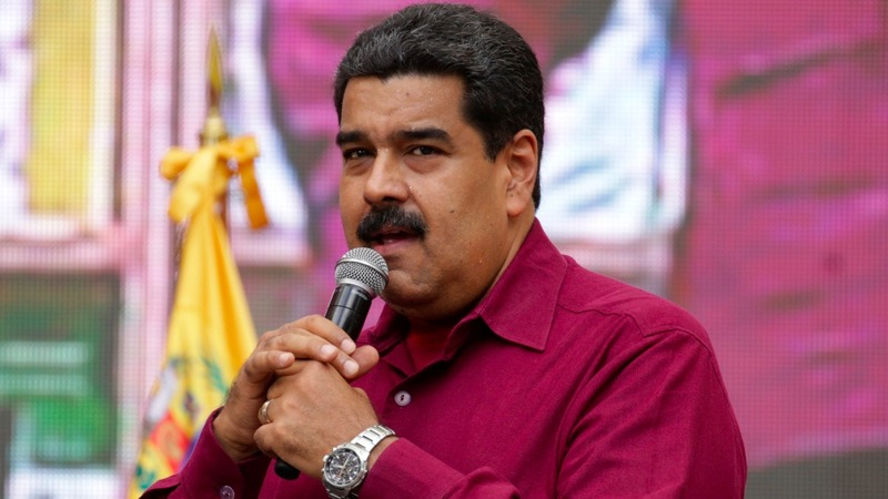 Venezuela's president pushes to stay in power amid crisis