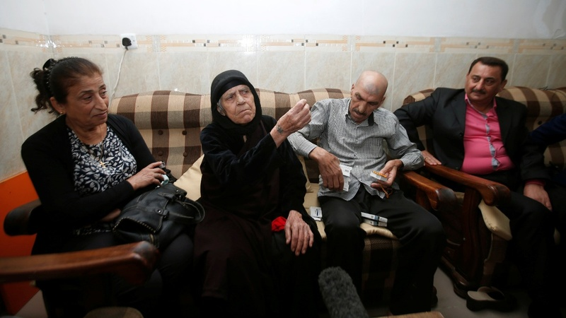 Christian widow survives Islamic State