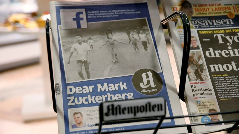 Facebook pledges to censor fewer pictures