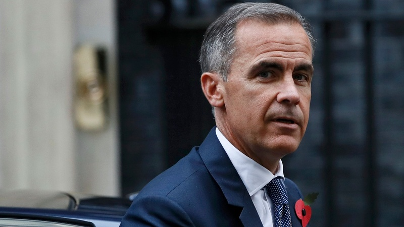 Carney to stay extra year at Bank of England