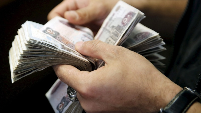 Rapid currency slide chokes business in Egypt