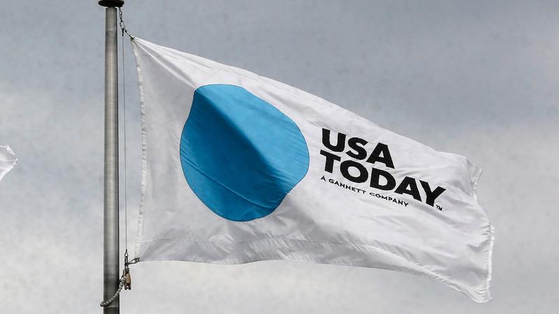 USA Today parent scraps newspaper merger
