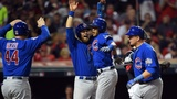 Cubs crush Indians to send World Series to Game 7