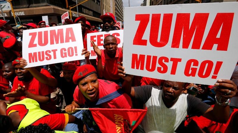 Zuma drops bid against corruption report