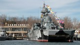 Russian Navy Rebuilds its Bases in Crimea