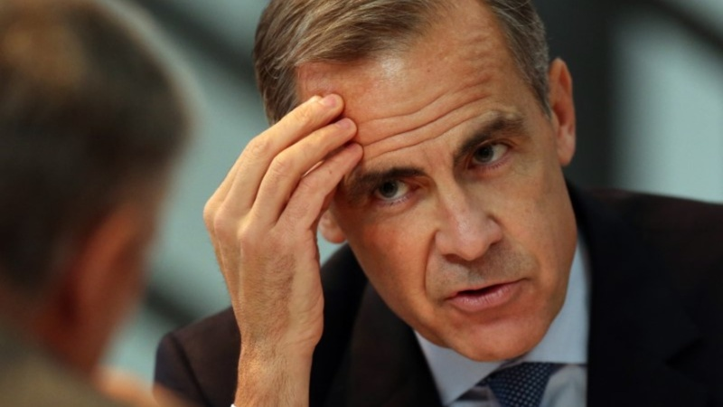 UK rates seen on hold as Carney stays put