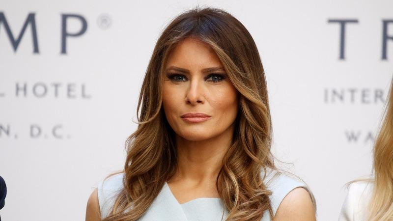 VERBATIM: Melania makes her pitch for Trump