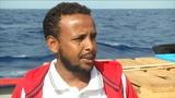 From desperate migrant to determined aid worker