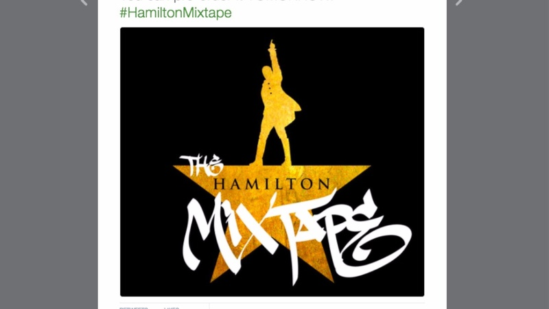 'Hamilton' soundtrack gets a star-studded edition