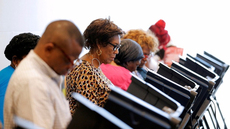 U.S. officials fear cyber attacks on Election Day
