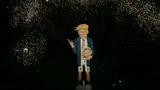 INSIGHT: Trump effigy burns on UK bonfire night
