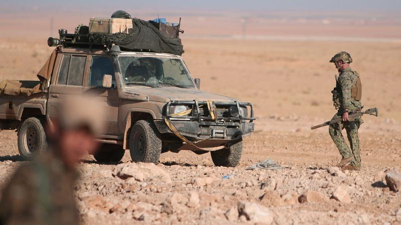 U.S. backed rebels to 'retake' Raqqa from IS