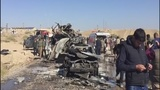 Twin blasts target two Iraqi cities