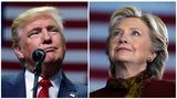 VERBATIM: Trump, Clinton make their final pitch