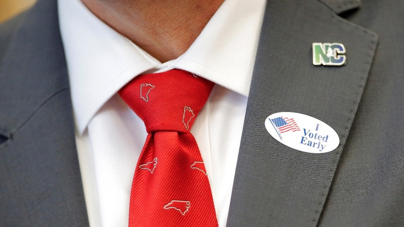 Americans hitting polls before election day