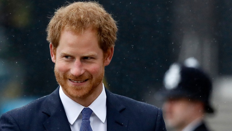 Prince Harry hits out at 'abuse' of girlfriend