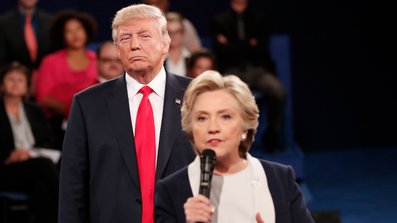 Election 2016: The trail and the tumult