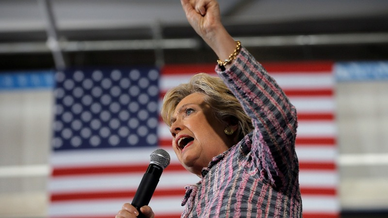 BREAKING: Clinton surges with wins in MD, NJ; Trump takes TN, OK