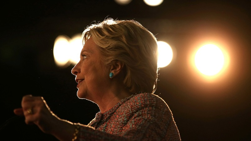 Clinton's political journey comes to a painful end