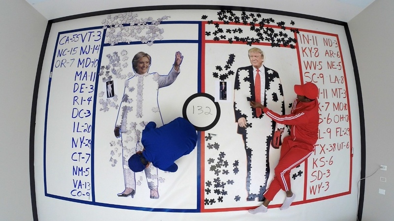 INSIGHT: An election night puzzle for a puzzling election