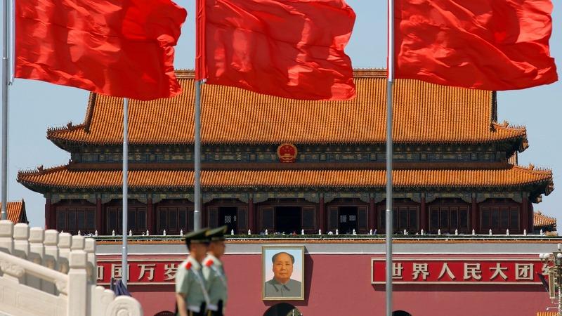 Trump's win becomes propaganda fodder in China