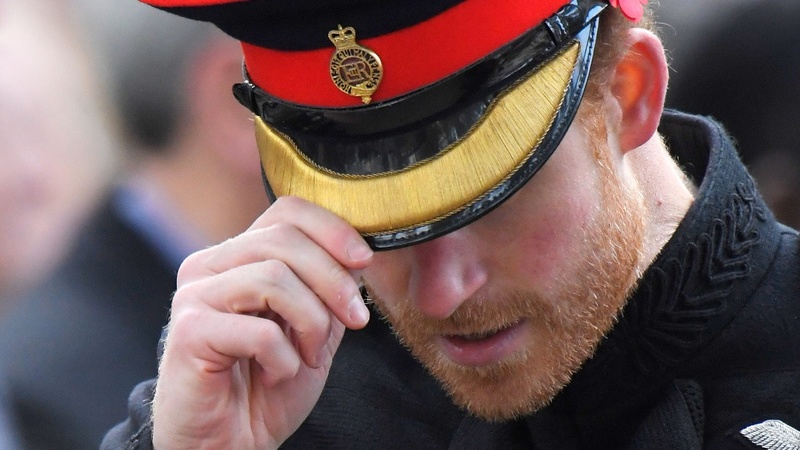 INSIGHT: Prince Harry remembers the fallen
