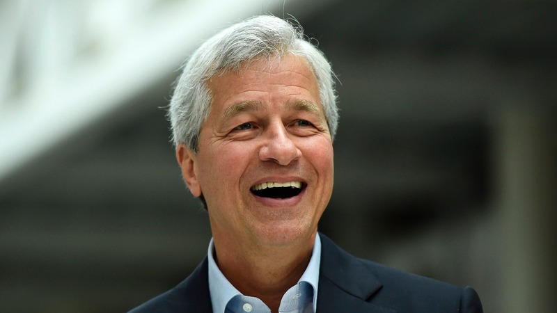 JPMorgan CEO considered for Treasury Secretary -source
