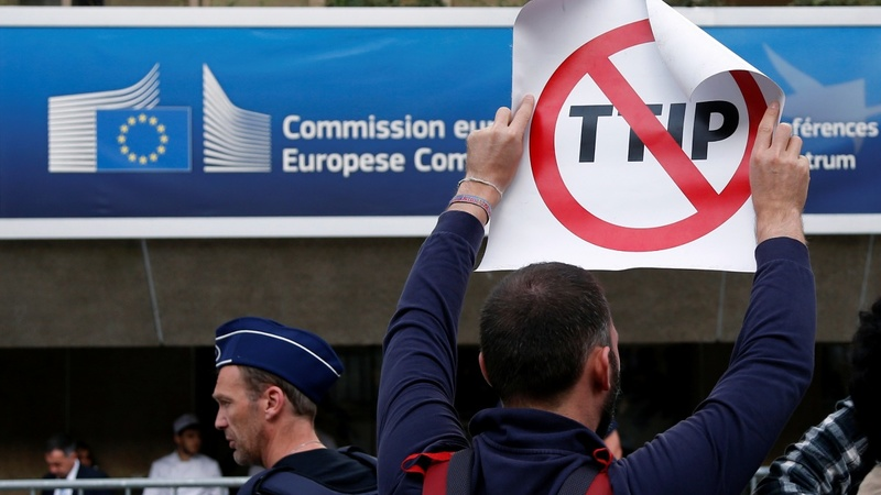 Trump factor hits EU-US trade deal