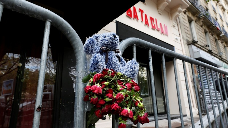Sting reopens Paris' Bataclan after attacks
